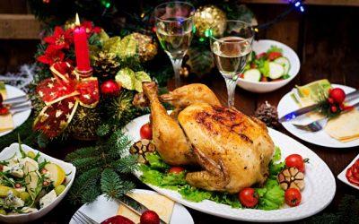 ¿Realmente se come tan mal en época Navideña? ¿Por qué cogemos una media de 2 kilos más de peso en un mes?