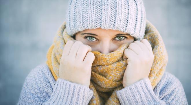 ¿Es el frío un enemigo para nuestros ojos?