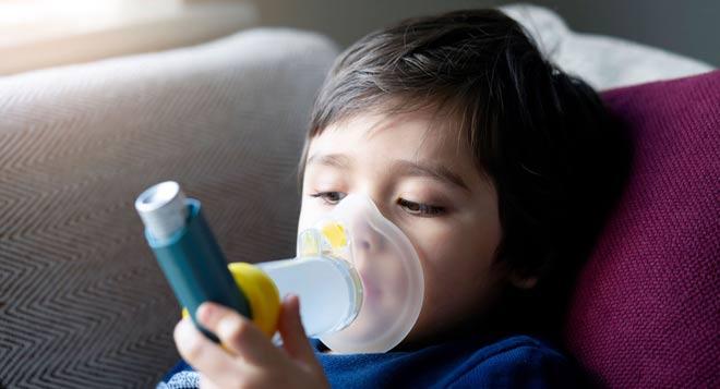 Seis sociedades pediátricas actualizan en un documento consensuado todos los conocimientos sobre el asma en niños y adolescentes